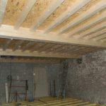 rénovation charpente bois La Marre